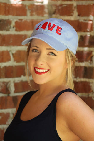 Love Your State Hat - Ole Miss