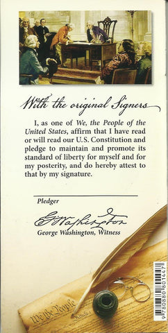 United States Constitution Pocket Booklet