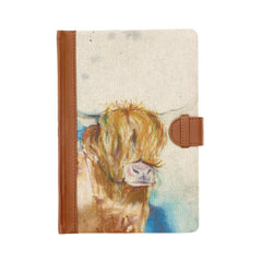 Hamish Highland Cow Notebook