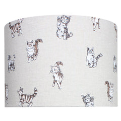Cats Lampshade