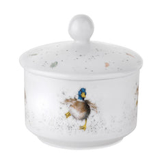 Duck Sugar Bowl Wrendale Designs