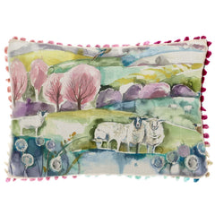Buttermere Sheep Voyage Maison Cushion Mini Arthouse