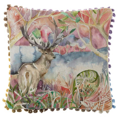 Wandering Stag Voyage Maison Cushion Mini Arthouse