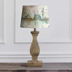 Victor Lamp with Wilderness Topaz Shade