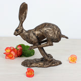 Hurricane Hare Frith Bronze Sculpture