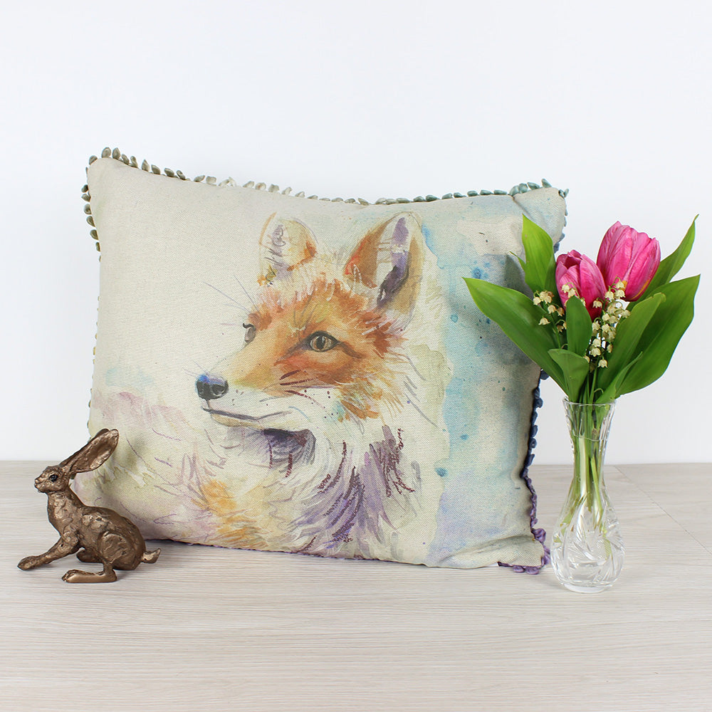 Foxy Fox Voyage Maison Cushion