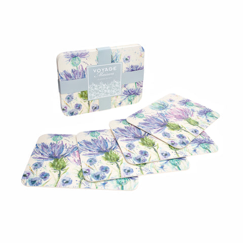 Thistles Voyage Maison Placemats Set of 4