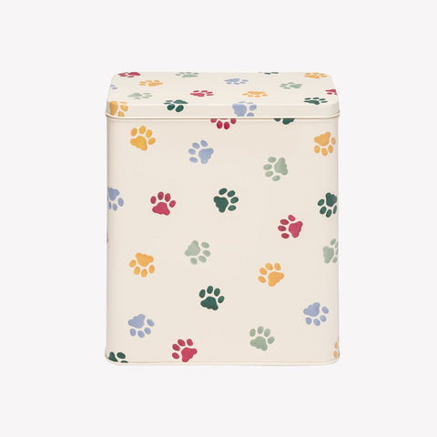 Emma Bridgewater Polka Paws Treat Tin