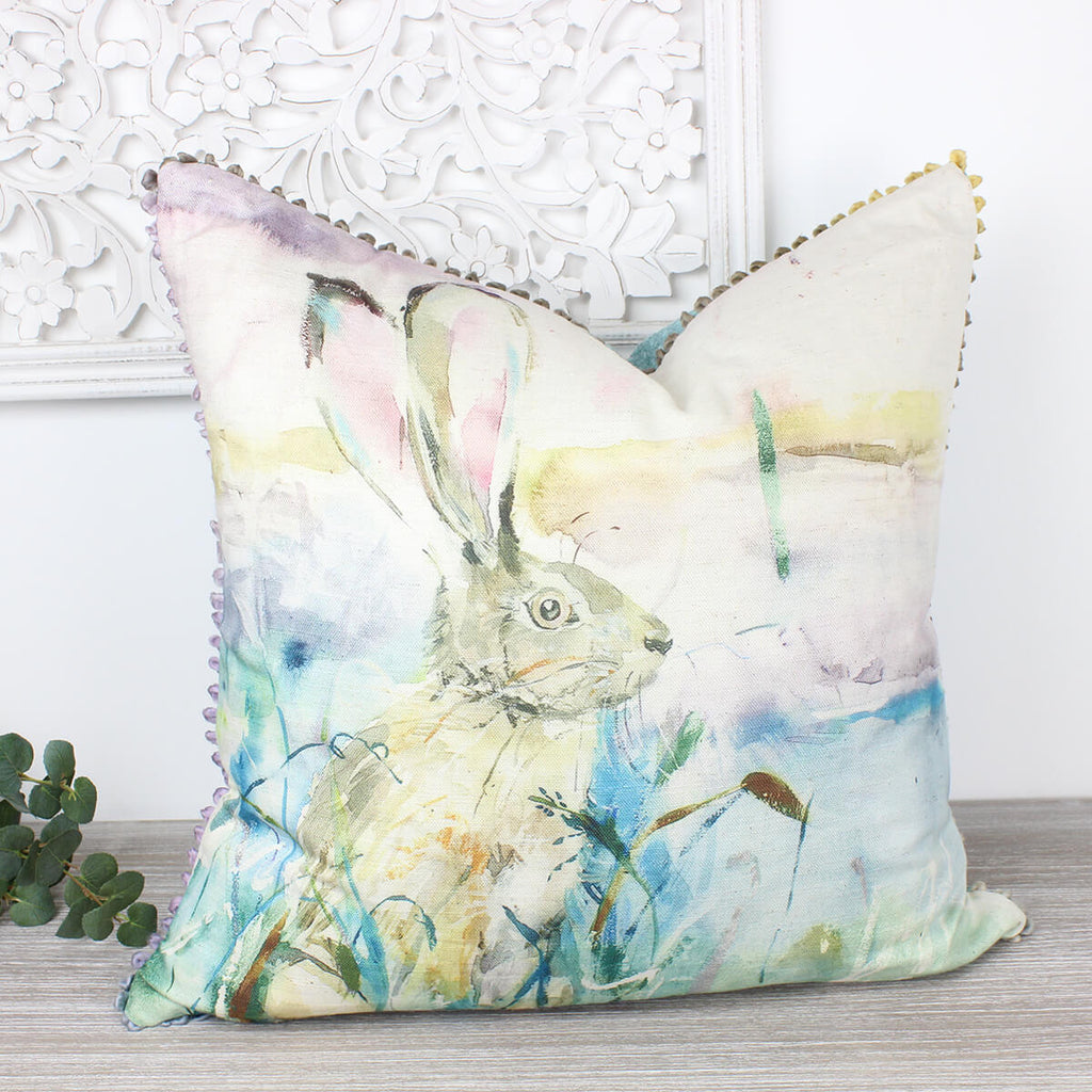 Morning Hare Voyage Maison Cushion
