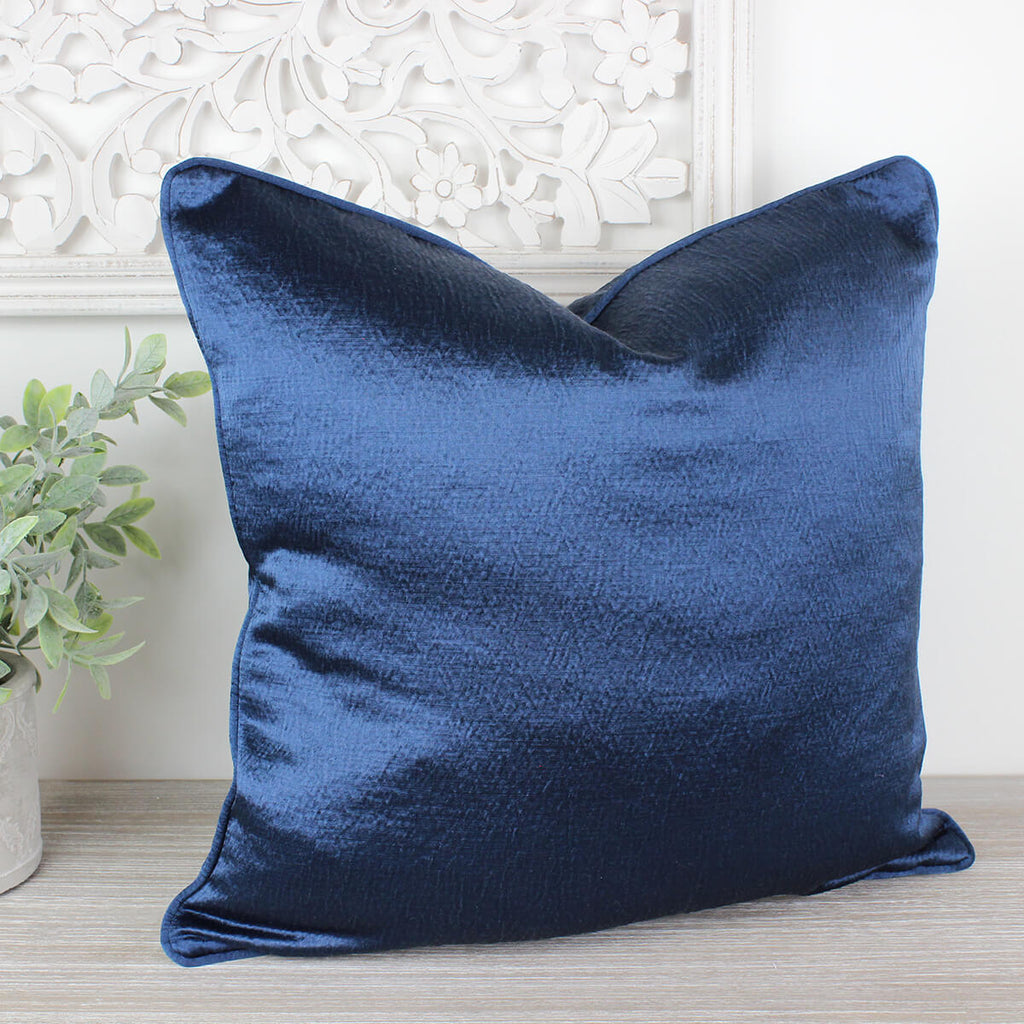 Alchemy Indigo Cushion