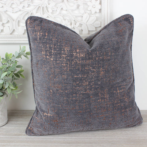 Zonda Copper Cushion