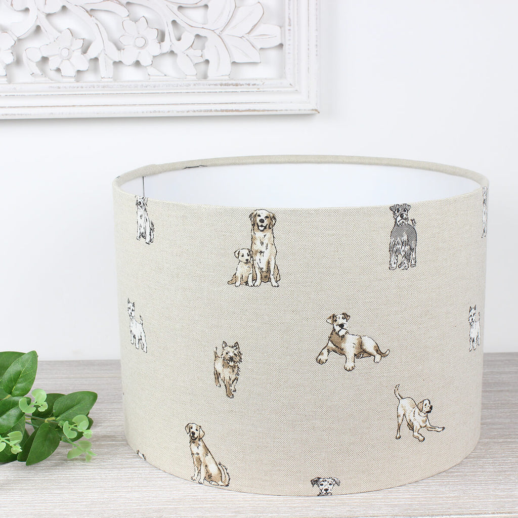 Dogs Lampshade