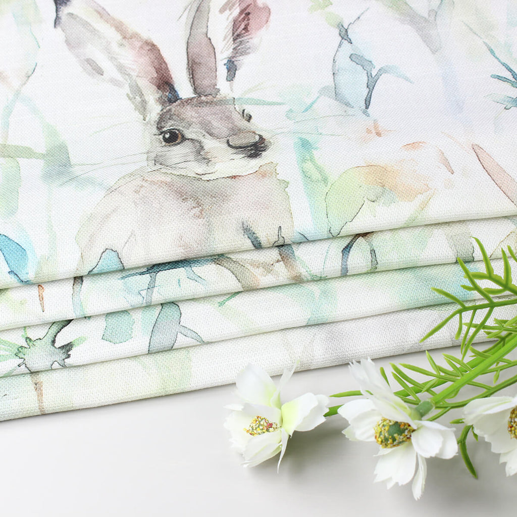 Jack Rabbit Roman Blind