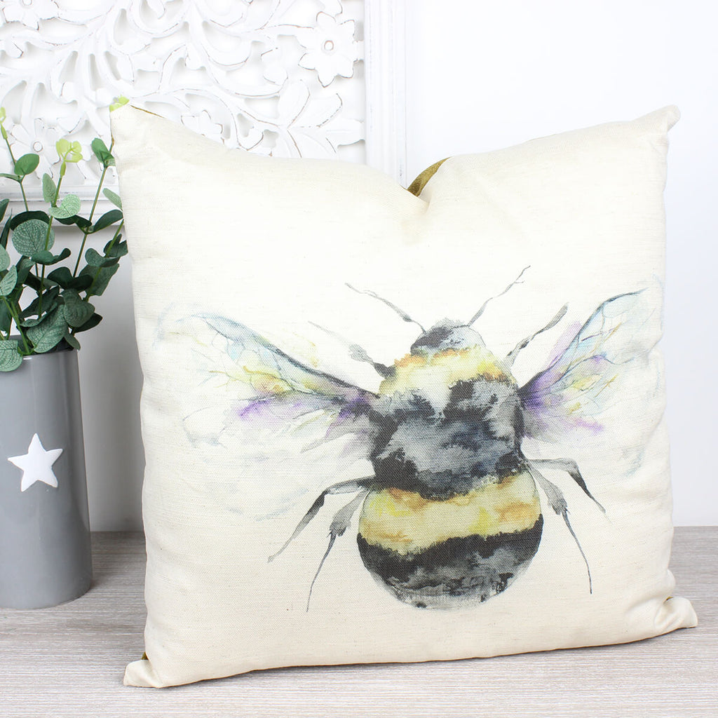 Bee Linen Cushion Lorient Collection