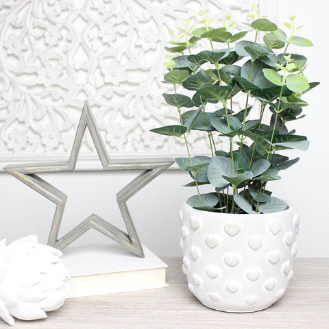 Medium Multi Heart Planter