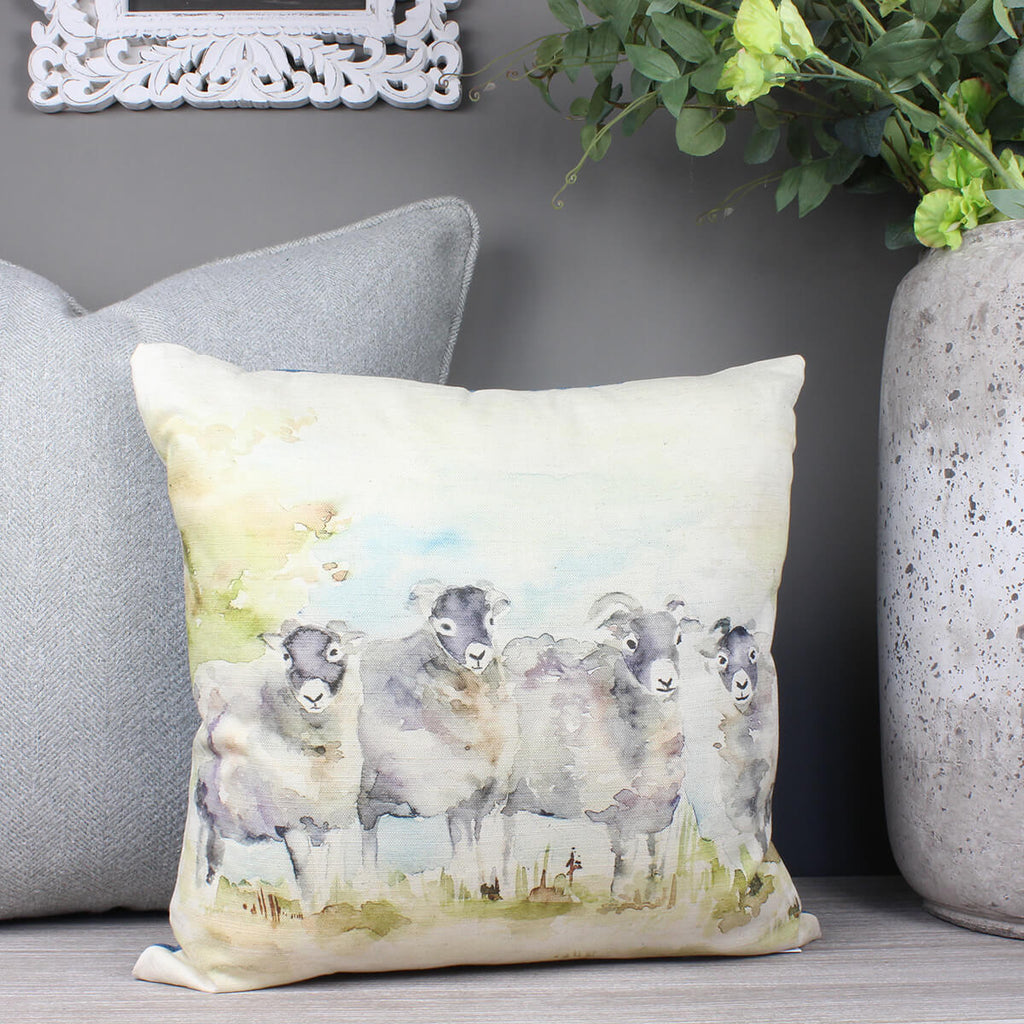 Sheep Herd Cushion Lorient Collection