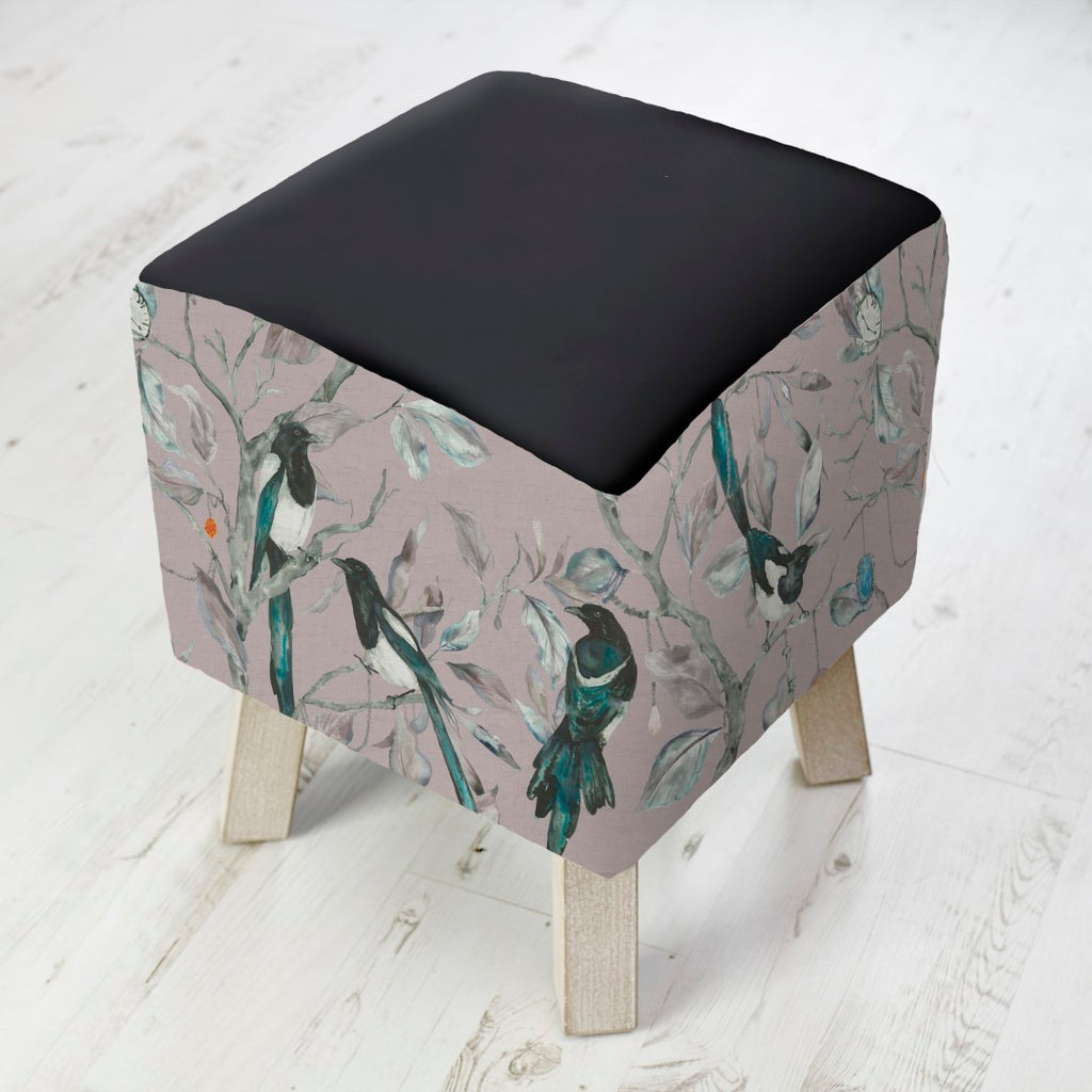 Collector Blush Toby Stool Voyage Maison Foot Stool