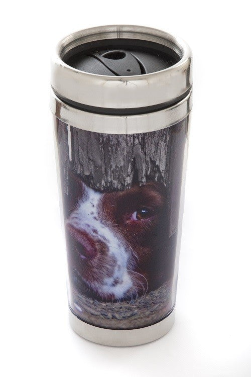 I Spy Spaniel Thermal Mug