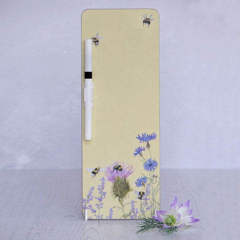 Bee & Flower Memo Board
