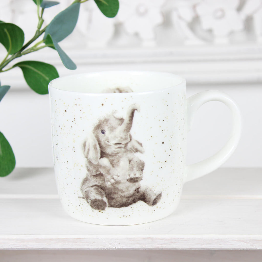 Role Models Elephant Mug - Wrendale Designs