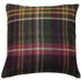 Hetton Green Tweed Wool Cushion