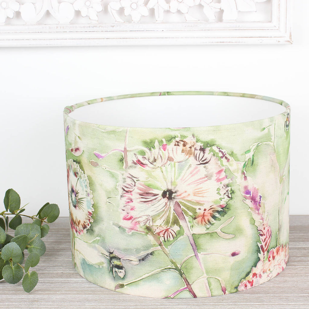 Langdale Sweetpea Bee Voyage Maison Lampshade