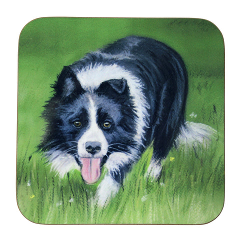 Collie Dog Coaster
