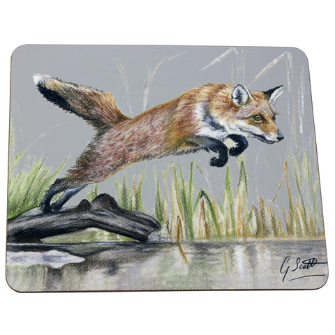 Fox Jumping Placemat