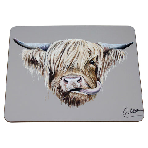Highland Cow Placemat