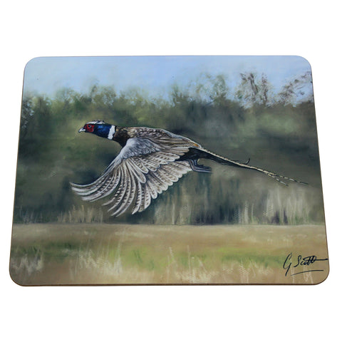Pheasant Flying Placemat