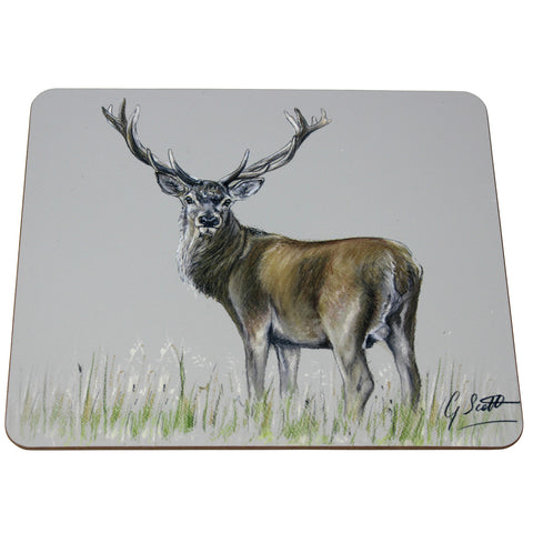 Stag Through the Grass Placemat