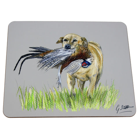 Golden Labrador Placemat