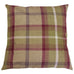 Heather Balmoral Checked Cushion