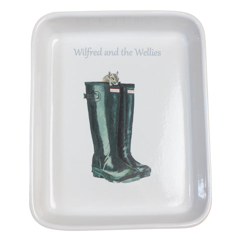 Wilfred Mouse Large Lasagne Dish