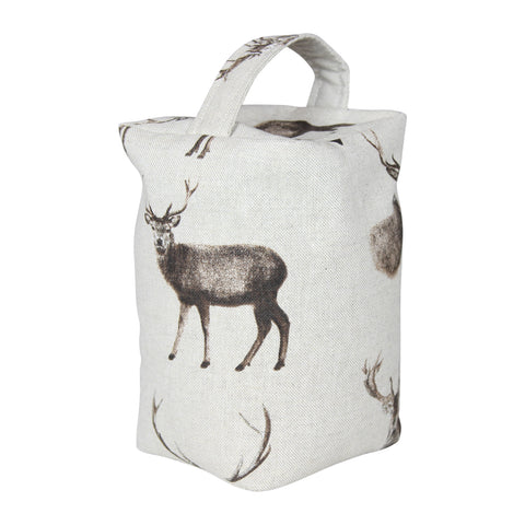 Highland Stag Door Stop