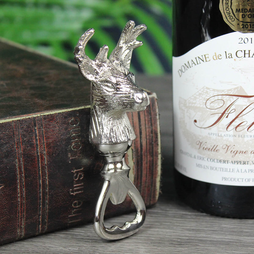 Stag Bottle Opener