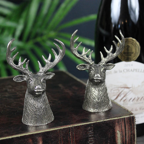 Stag Salt & Pepper Set