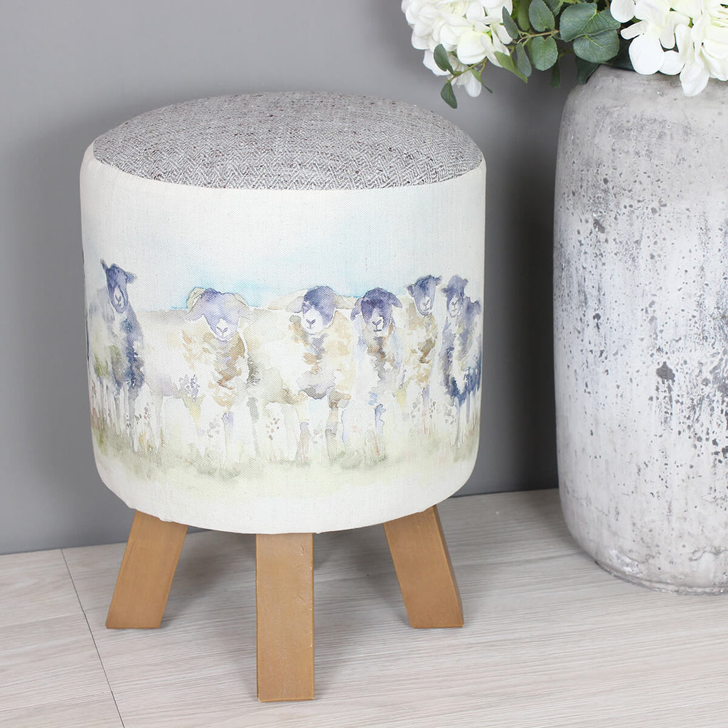 Come By Sheep Monty Stool Voyage Maison Foot Stool