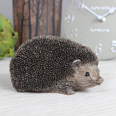 Wiggles Hedgehog Frith Bronze Sculpture