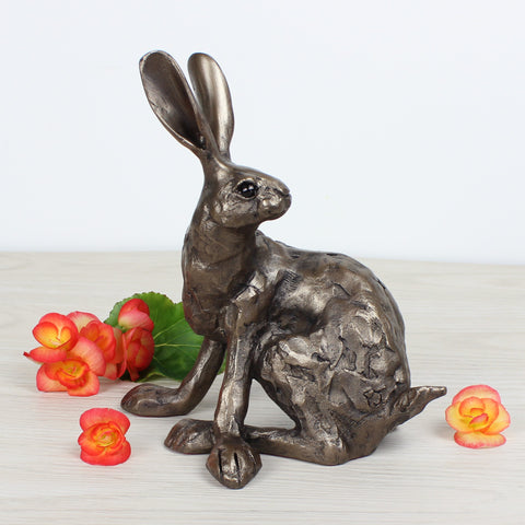 Humphrey Hare Frith Bronze Sculpture by Paul Jenkins