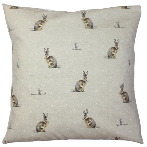 Hartley Hare Animal Cushion Cover
