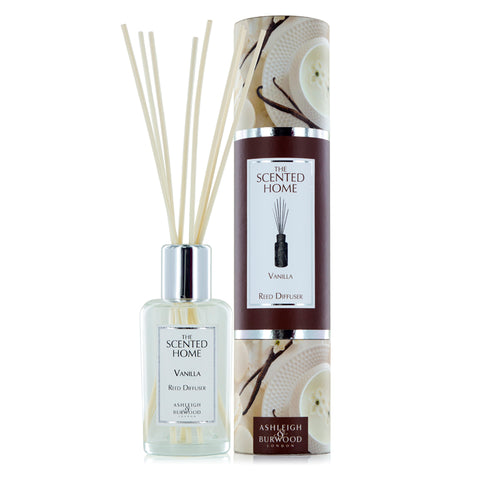 The Scented Home Reed Diffuser - Vanilla