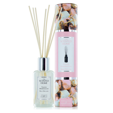 The Scented Home Reed Diffuser - Toasted Marshmallow