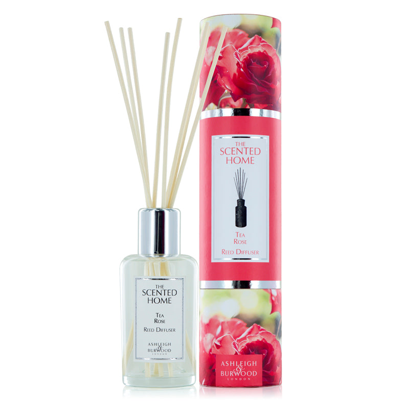 The Scented Home Reed Diffuser - Tea Rose