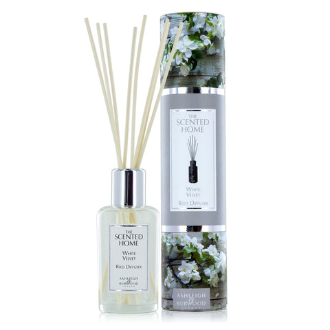The Scented Home Reed Diffuser - White Velvet