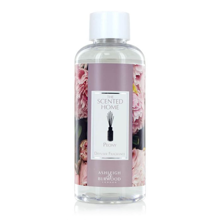 The Scented Home Reed Diffuser Refill - Peony