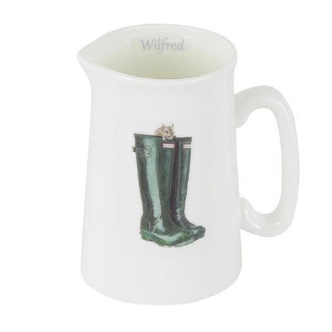 Wilfred Mouse Small Jug
