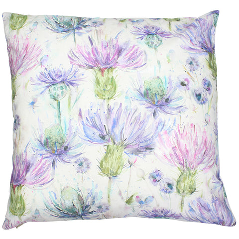 Thistles Country Animal Cushion Cover