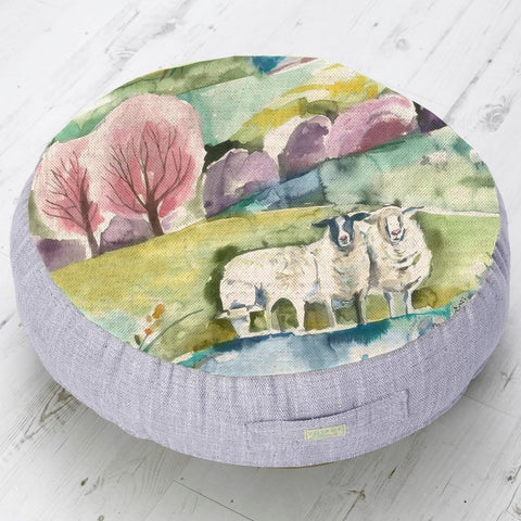 Buttermere Sheep Voyage Maison Floor Cushion