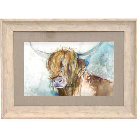 Rory Highland Cow Picture Voyage Maison Art